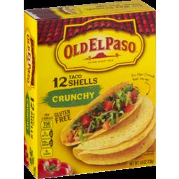 Photo of Old El Paso Crunchy Taco Shells - 12 Ct