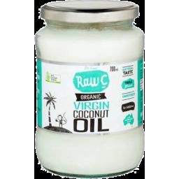 Photo of Raw C Organic Virgin Coconut Oil 700ml