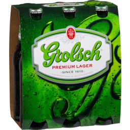 Photo of Grolsch Premium Lager Stubbies