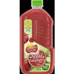 Photo of Golden Circle Apple Raspberry Crush Cordial 2l