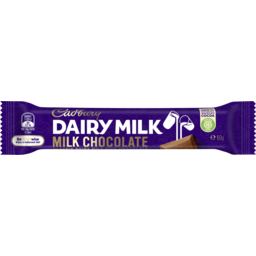 Photo of Cadbury Dairy Milk Chocolate Milk Chocolate Bar 50g