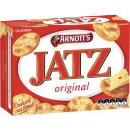 Photo of Arnott's Jatz Original Cracker Biscuits 225g