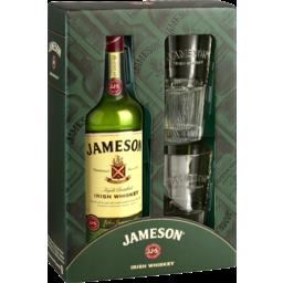 Photo of Jameson Irish Whiskey & Glass