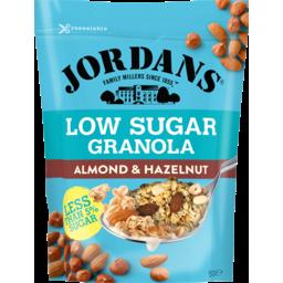 Photo of Jordans Low Sugar Granola Almond & Hazelnut 500g