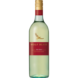 Photo of Wolf Blass Red Label Sauvignon Blanc 750ml