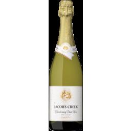Photo of Jacobs Creek Sparkling Australian Sparkling Wines Chardonnay Pinot 750ml 750ml