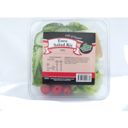 Photo of Hi Fresh Euro Salad Kit 300gm