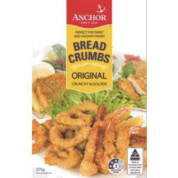 Photo of Anchor Breadcrumbs 375g
