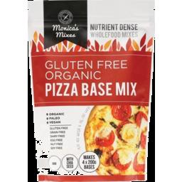 Photo of Monica's Gluten Free Pizza Base Mix 400gm