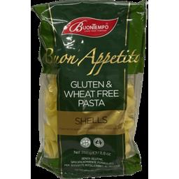 Photo of BuonTempo Dry Pasta Gluten Free Shells 250g