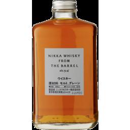 Photo of Nikka Whisky From Barrel 500ml