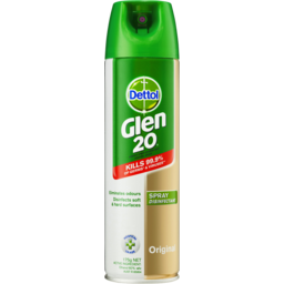 Photo of Pine O Cleen Glen 20 Spray Disinfectant Original Scent 175g