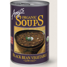 Photo of Soup - Black Bean & Vegetable 410g