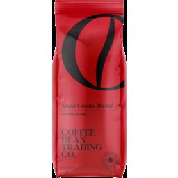 Photo of Coffee Bean Trading Co Supa Crema Blend Coffee Beans 500g