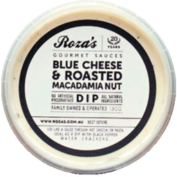 Photo of Rozas Blu Cheese & Rstd Macdmi 160gm