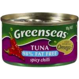 Photo of Greenseas Tuna Spicy Chili 95gm