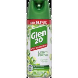Photo of Glen 20 All-In-One Disinfectant Spray Summer Garden 300g