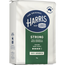 Photo of Harris Strong Ground Coffee 1kg