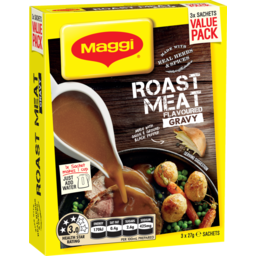Photo of Maggi Gravy Roast Meat 3 Pack