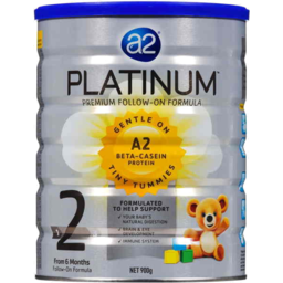 Photo of A2 Pltnm Formula Stge 2 900gm