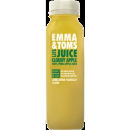 Photo of Emma & Toms Apple Juice 350ml