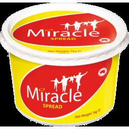 Photo of Miracle Margarine 1kg