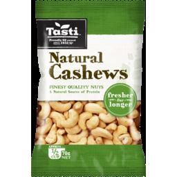 Photo of Tasti Cashews Natural 70g