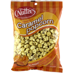 Photo of Nutters Crunchy Popcorn 200gm