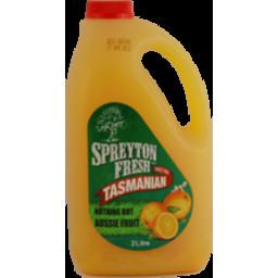 Photo of S/Ton Orange Juice 2lt