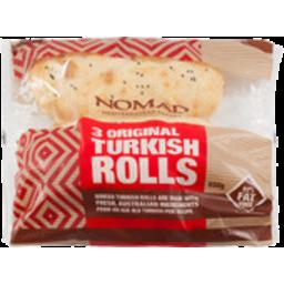 Photo of Nomad Turkish Bread 3 Rolls