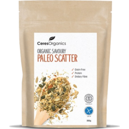 Photo of Ceres Organic Savoury Paleo Scatter 350gm
