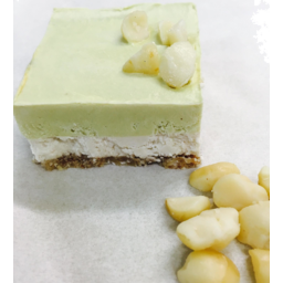 Photo of Raw Glory Slice Lime & Macadamia