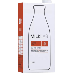 Photo of MILKLAB Almond Milk