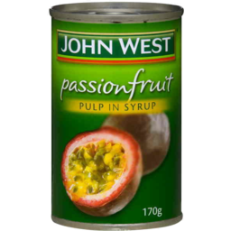 Photo of John West Passionfruit Pulp 170gm