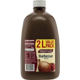 Photo of Masterfoods Barbeque Sauce 2l