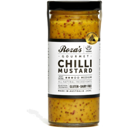Photo of Roza's Gourmet Chilli Mustard
