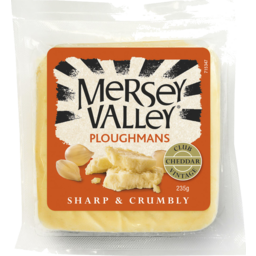Photo of Mersey Valley Ploughmans Vintage Club Cheddar 235gm
