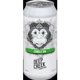 Photo of Deep Creek Brewing Co. Jungle Ipa 440ml