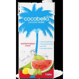 Photo of Cocobella Coconut Water Watermelon 1l
