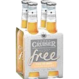 Photo of Vodka Cruiser Sugar Free Peach & Mango Stubbies