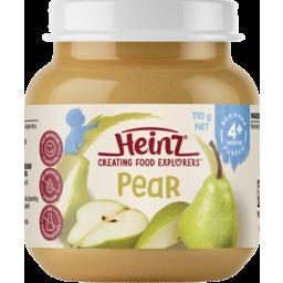 Photo of Heinz Baby Food Fruity Pears 110g