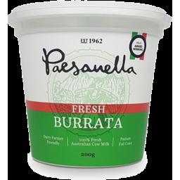 Photo of Paesanella Burrata 200g