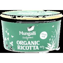 Photo of Mungalli Cheese Ricotta Org 325g