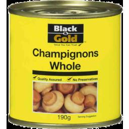 Photo of Black N Gold Mushroom Whole 184gm