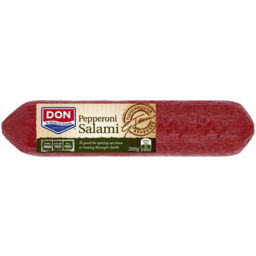 Photo of Don Pepperoni Salami 200gm