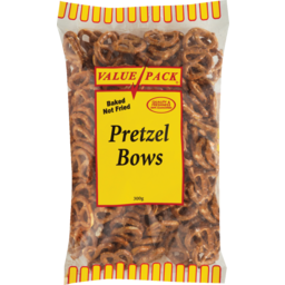 Photo of Value Pack Pretzel Bows 300g