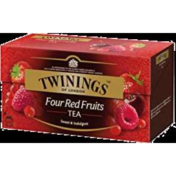 Photo of Twining 4 Fruit Flavour