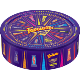 Photo of Cad Favourites Games Tin 8ca 700g