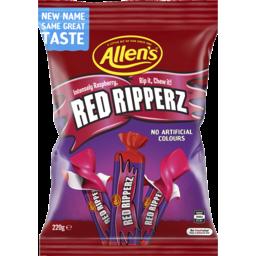 Photo of Allen's Red Ripperz 220g