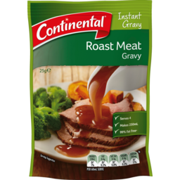 Photo of Continental Instant Gravy Roast Meat Mix 25g